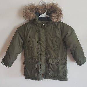 Toddler ColdControl Max Parka